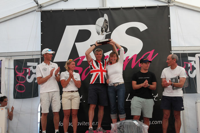 RS500 World Champs - Prizegving