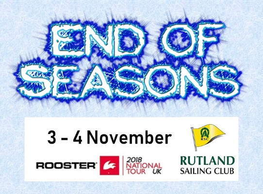More information on RS End of Seasons Regatta just over the horizon…