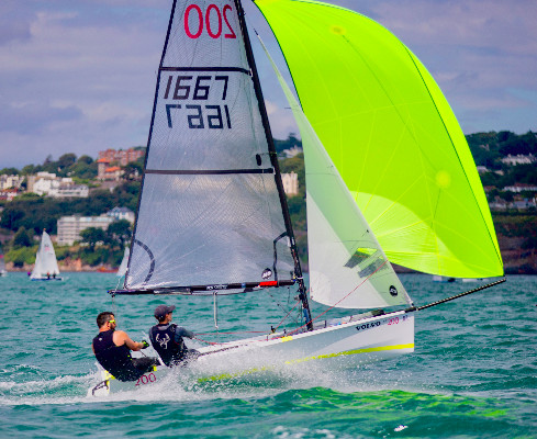 More information on Congratulations to Oliver Turner and Sam Mottershead RS200 Rooster National Tour Champions 2019