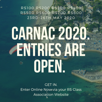 More information on Carnac 2020. Entries Now Open.