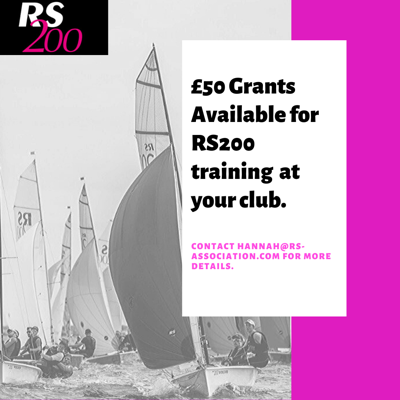 More information on RS200 Training Grants Available