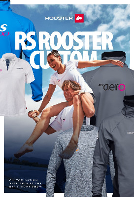 More information on Rooster RS Custom Kit at Dinghy Show